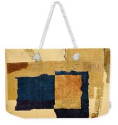 Winter And Fall Weekender Tote Bag by Carol Leigh
