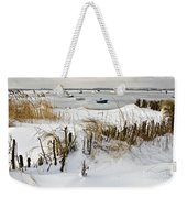 Winter At The Beach 2 Weekender Tote Bag