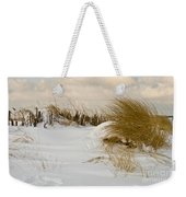 Winter At The Beach 3 Weekender Tote Bag