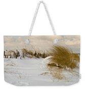 Winter At The Beach 3 Weekender Tote Bag