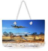 Winter Belle Weekender Tote Bag