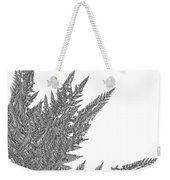 Winter Branches By Jammer Weekender Tote Bag