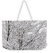 Winter Branches Weekender Tote Bag