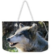 Winter Breathing  Weekender Tote Bag