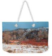 Winter Colors 2 Weekender Tote Bag