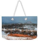 Winter Colors 3 Weekender Tote Bag