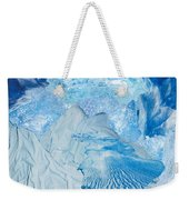 Winter Weekender Tote Bag by Denise Mazzocco