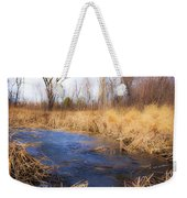 Winter Fade Weekender Tote Bag