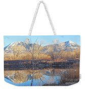 Winter Feb 2015 Colorado Weekender Tote Bag