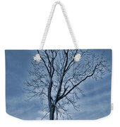 Winter Floods Weekender Tote Bag
