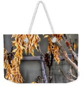 Winter Foliage Old House 13126 Weekender Tote Bag
