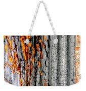 Winter Foliage Tin 13134 Weekender Tote Bag