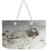Winter Garden Guardian Weekender Tote Bag