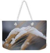 Winter Grasses IIi Weekender Tote Bag