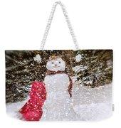 Winter Is Here Weekender Tote Bag