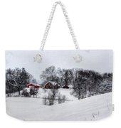 Winter Landscape 5 Weekender Tote Bag