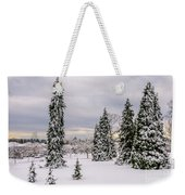 Fabulous Winter. Weekender Tote Bag