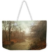 Winter Mist Weekender Tote Bag