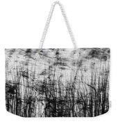 Winter Reeds Weekender Tote Bag