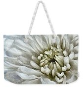 Winter Shade Of Pale Weekender Tote Bag