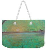 Winter Solitude 7 Weekender Tote Bag