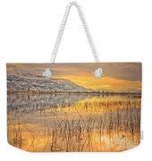 Winter Solstice 5 Weekender Tote Bag