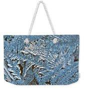 Winter Sparkles Weekender Tote Bag