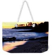 Winter Sunset In Laguna Beach II Weekender Tote Bag