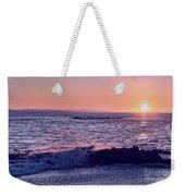 Winter Sunset In Laguna Beach IIi Weekender Tote Bag