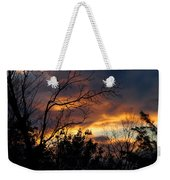 Winter Sunset In The Rogue Valley Weekender Tote Bag