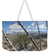 Winter Thorns Weekender Tote Bag