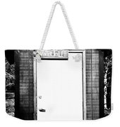 Winter Toilet Weekender Tote Bag