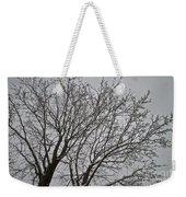Winter Tree 6 Weekender Tote Bag