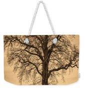 Winter Tree - Old Weekender Tote Bag