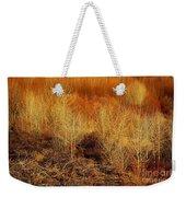 Winter Trees Color 3 Weekender Tote Bag