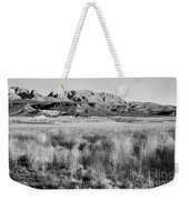 Winter Trees Landscape Weekender Tote Bag