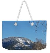 Winter Vista From Grants Pass Weekender Tote Bag