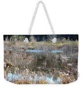 Winter Wetlands Of Alabama Weekender Tote Bag