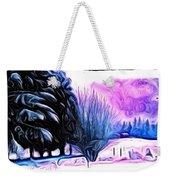 Winter Whimsey  Weekender Tote Bag