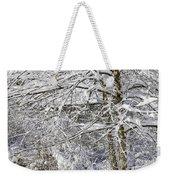 Winter Wonderland 9 Weekender Tote Bag