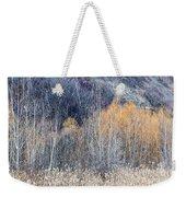 Winter Woodland  Weekender Tote Bag