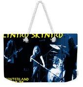Winterland 4-27-75 Weekender Tote Bag