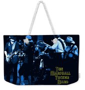 Winterland Blues With The Marshall Tucker Band 1976 Weekender Tote Bag