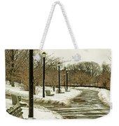 Winters Beauty Weekender Tote Bag