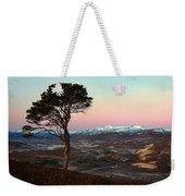 Winter's Dawn Weekender Tote Bag
