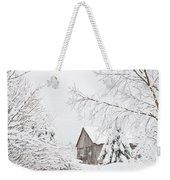 Winter's End Weekender Tote Bag