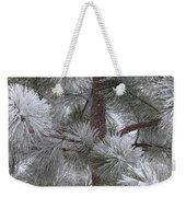 Winter's Gift Weekender Tote Bag