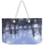 Winters' Shadow Weekender Tote Bag