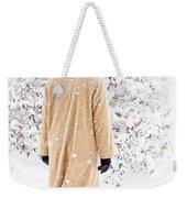 Winter's Tale II Weekender Tote Bag