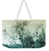 Winter's Tree Weekender Tote Bag